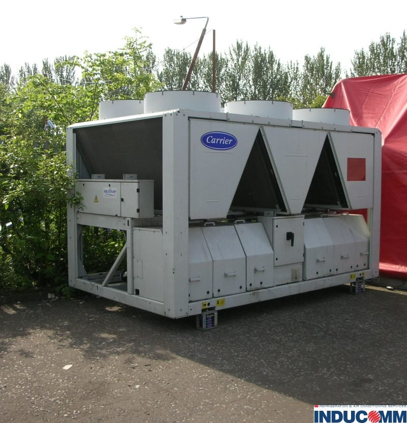 IS12 107 Carrier Chiller