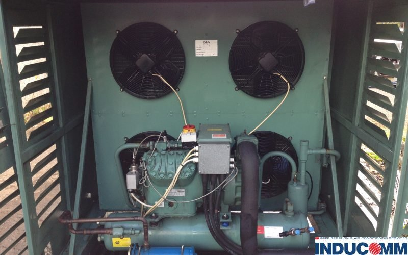 IS14 804 Bitzer Condensing Unit