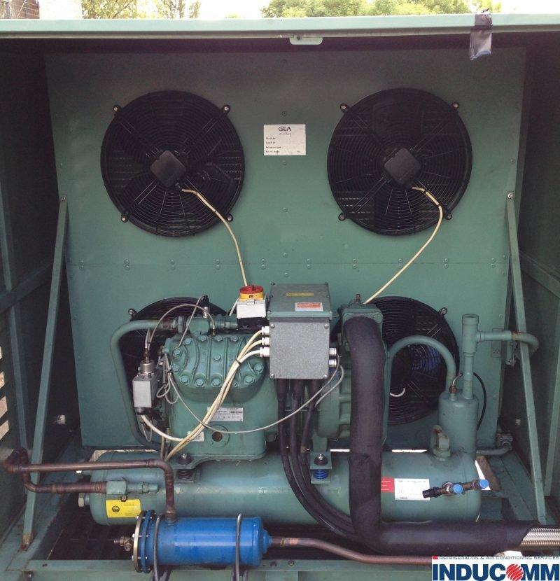 IS14 804 Bitzer Condensing Unit