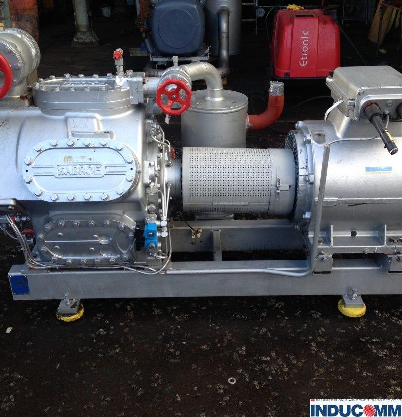 IS15 266 Compressor