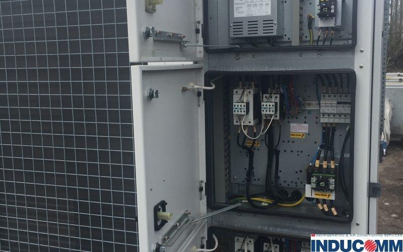 IS16-151 Chiller Starter Panel