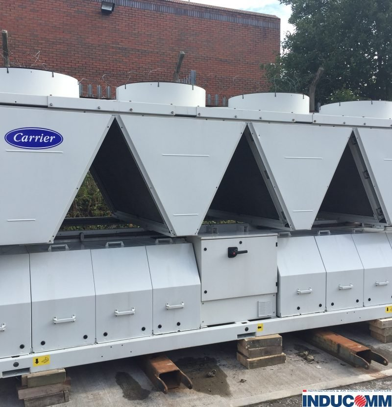IS16 156 Carrier Chiller
