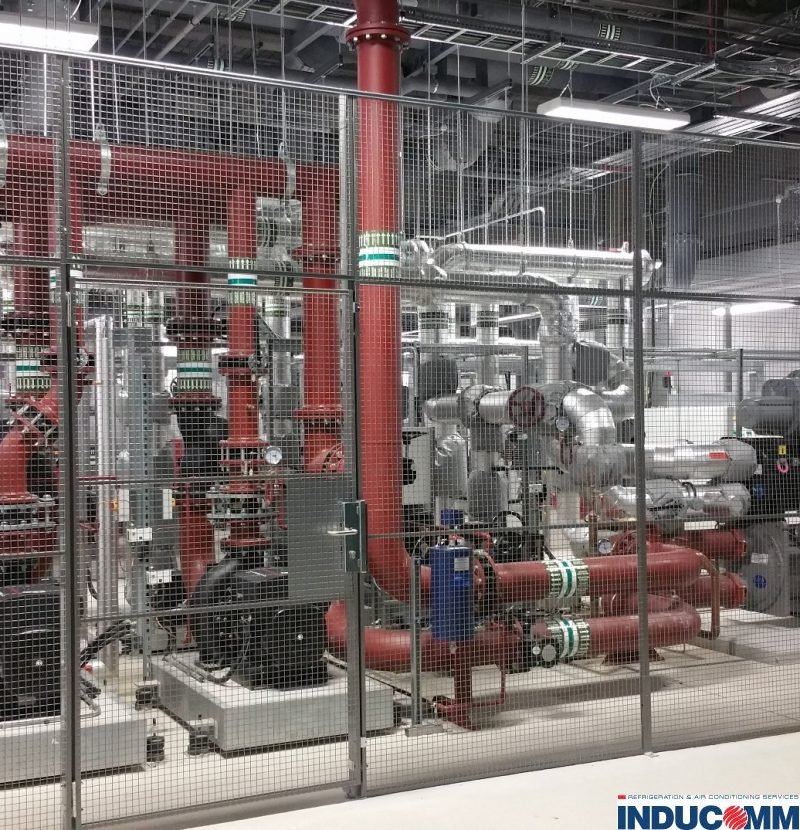 IS16 157 Carrier Chiller