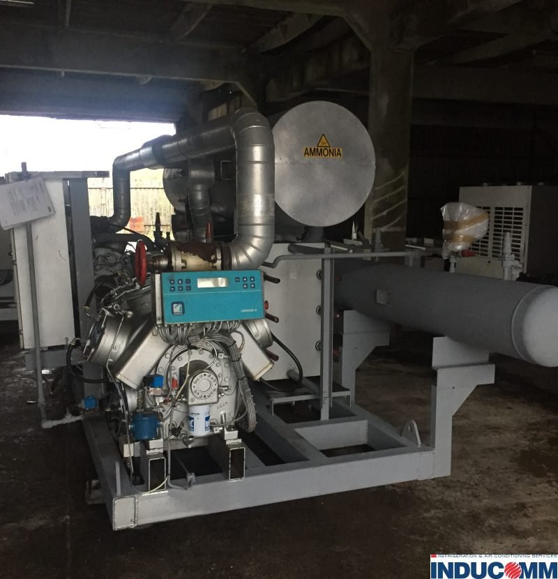 IS17 171 Sabroe Chiller